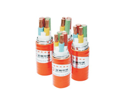 Flexible Mineral Insulated Fire Resistant Cable